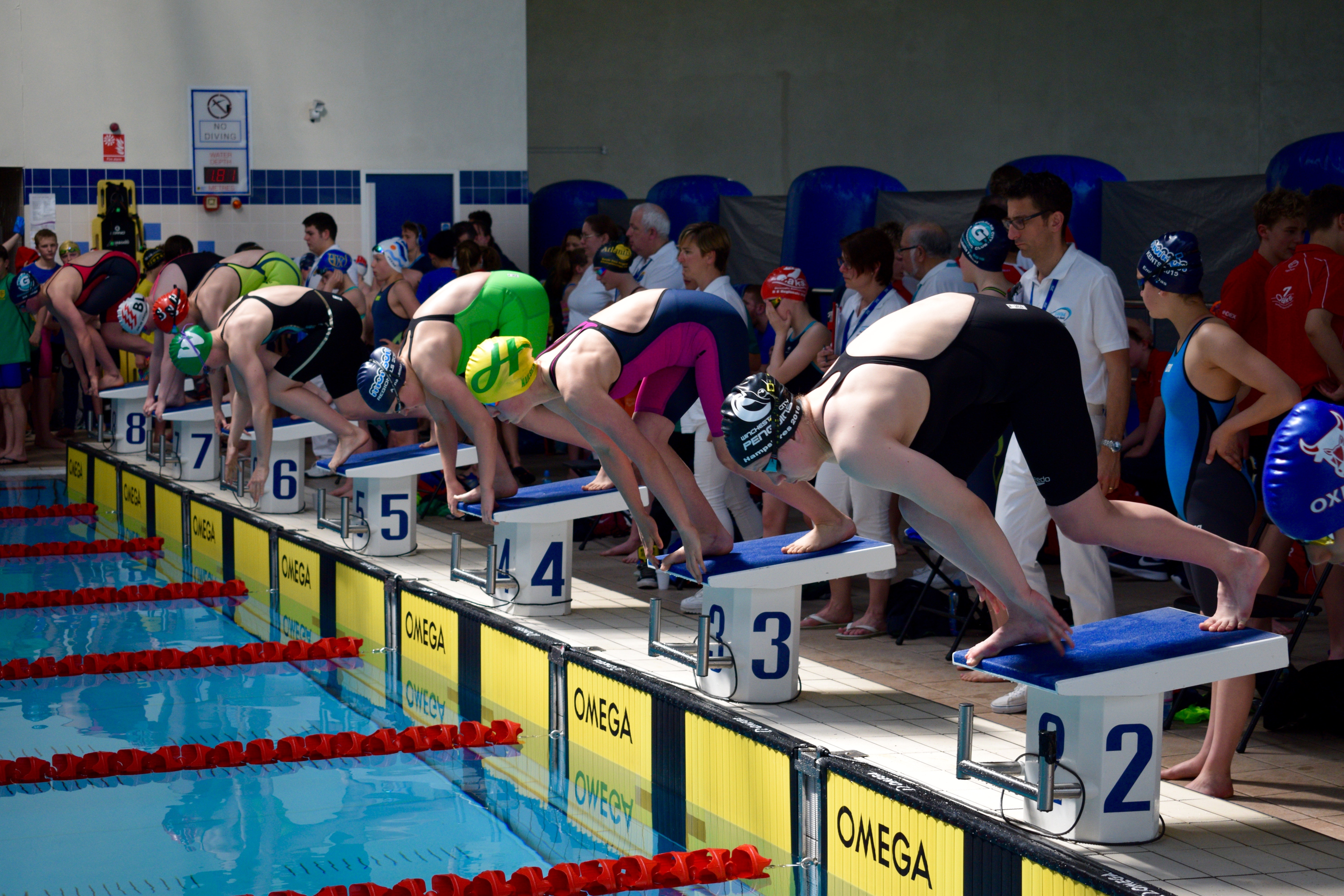 new england regional meet qualifying times for chicago