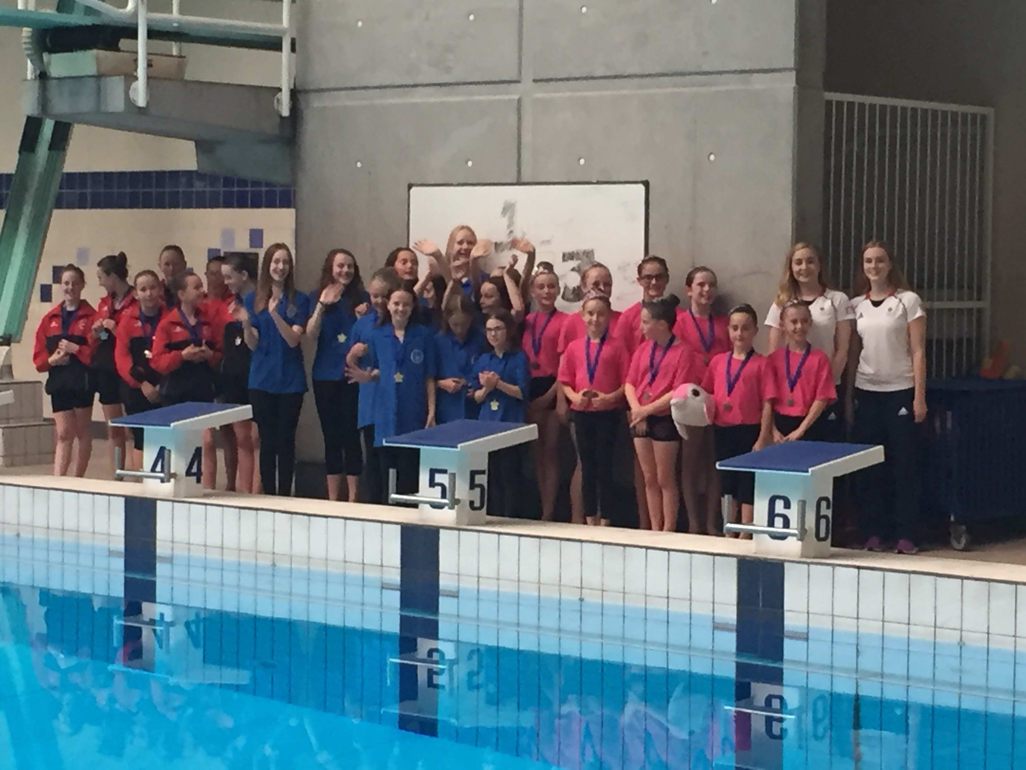 55d75d23e3 Synchronised Swimming Recreational Competition Results – 24th Sept
